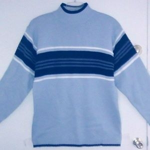 Vintage Southpole Mock Turtle Neck Sweater